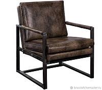 Лаунж кресло в стиле LOFT (NS-941)