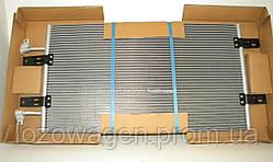 Радиатор кондиционера на Trafic 2006-> 2.0/2/5dCi Delfi CF2016912B1