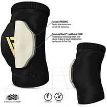Наколенники для волейбола RDX Black (2 шт.) L, фото 2