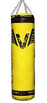 Детский боксерский мешок V`Noks Gel Yellow 12-15 кг, фото 2