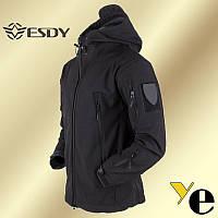 Куртка тактическая SoftShell Esdy ( Читаем описание товара)