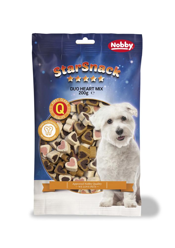 Лакомство для собак  Star Snack Duo Hear mix 200 г
