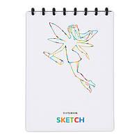 Многоразовый альбом Elfinbook Sketch A4 белый