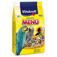 Vitakraft MENU - корм для крупных попугаев. 750г., фото 1