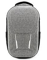 Рюкзак Destiny Favor Shell с плотной крышкой серый (DF-Sh-01gr)