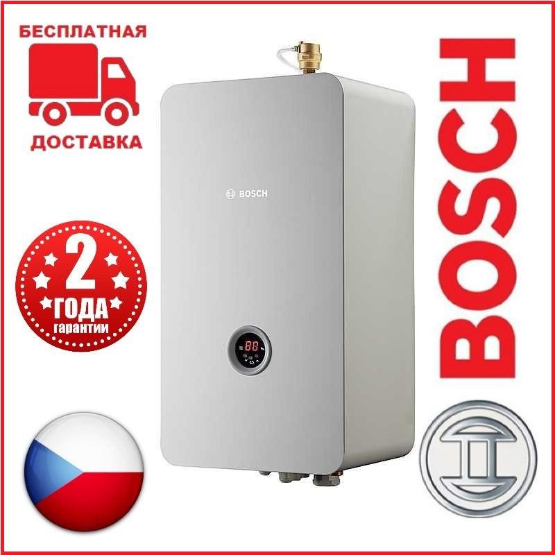 Электрический котел Bosch Tronic Heat 3500 4-6-9-12-15-18-24 кВт