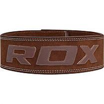 Пояс для тяжелой атлетики RDX Elite L, фото 2