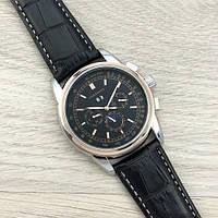 Механические наручные часы Forsining 319 Black-Cuprum-Black