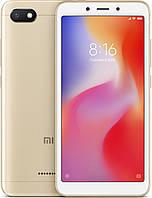Смартфон Xiaomi Redmi 6A 2/16Gb (Gold)