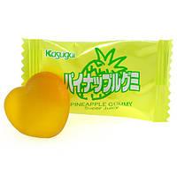 Kasugai Pineapple Gummy Candy