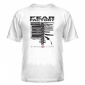 Футболка Рок Fear Factory