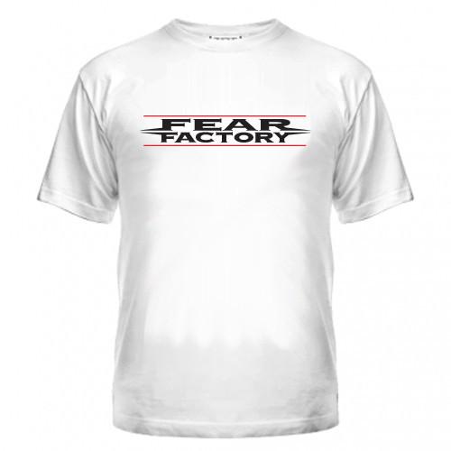 Майка лого Fear Factory
