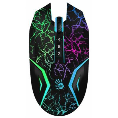 Мышка A4tech Bloody N50 Black