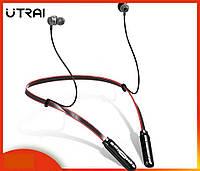 Беспроводные спортивные наушникиUTRAI.Bluetooth 5.0. Наушники с шумоподавлением имикрофоном.HiFi звук
