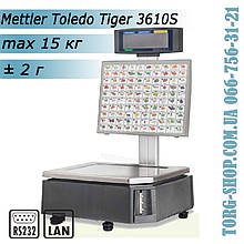 Ваги Mettler Toledo Tiger 3610S