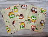 Пеленки из бязи для новорожденных арт   разные цвета., фото 6