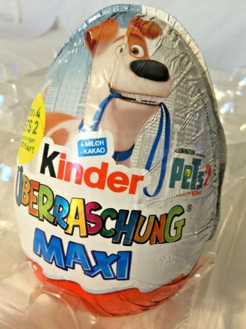 Kinder Uberraschung Pets 2 Maxi 100 g (скидка)