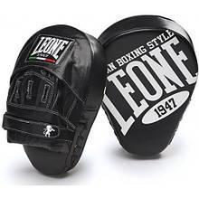 Боксерські лапи Leone Curved