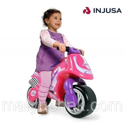 Мотоцикл-каталка Neox Girl Injusa 1902