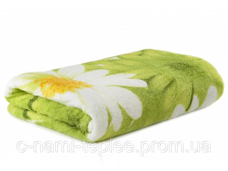 Плед микрофибра сладкий сон 200х220 см