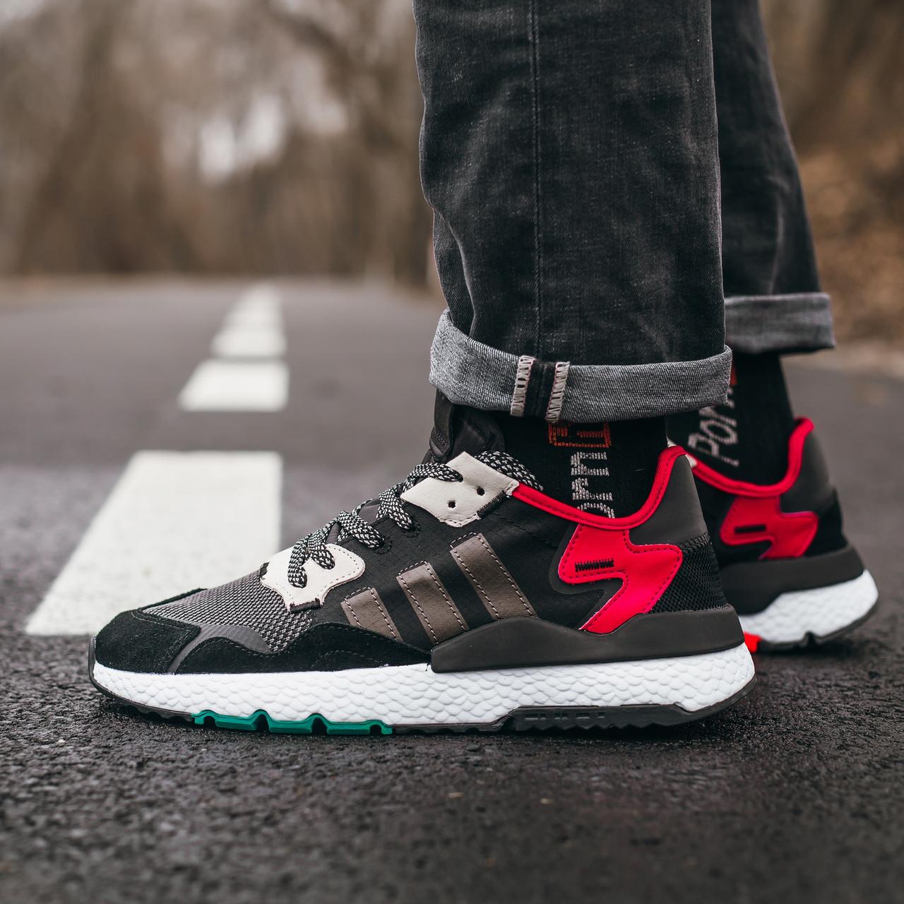 Мужские кроссовки Adidas Nite Jogger (Адидас Найт Джогер)