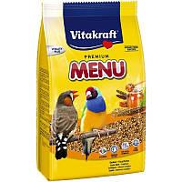 Vitakraft Premium Menu Exotis для экзотических птиц 1 кг