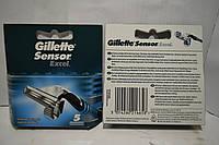 Сменные кассеты для бритья Gillette Sensor Excel