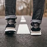 Чоловічі кросівки Adidas ZX 500 Grey, фото 5