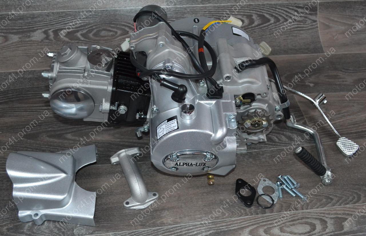 Двигатель для мопеда 72 куб.
