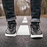 Чоловічі кросівки Adidas SC Primiera Black\White, фото 2