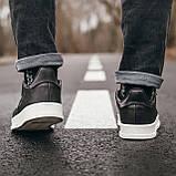 Чоловічі кросівки Adidas SC Primiera Black\White, фото 4