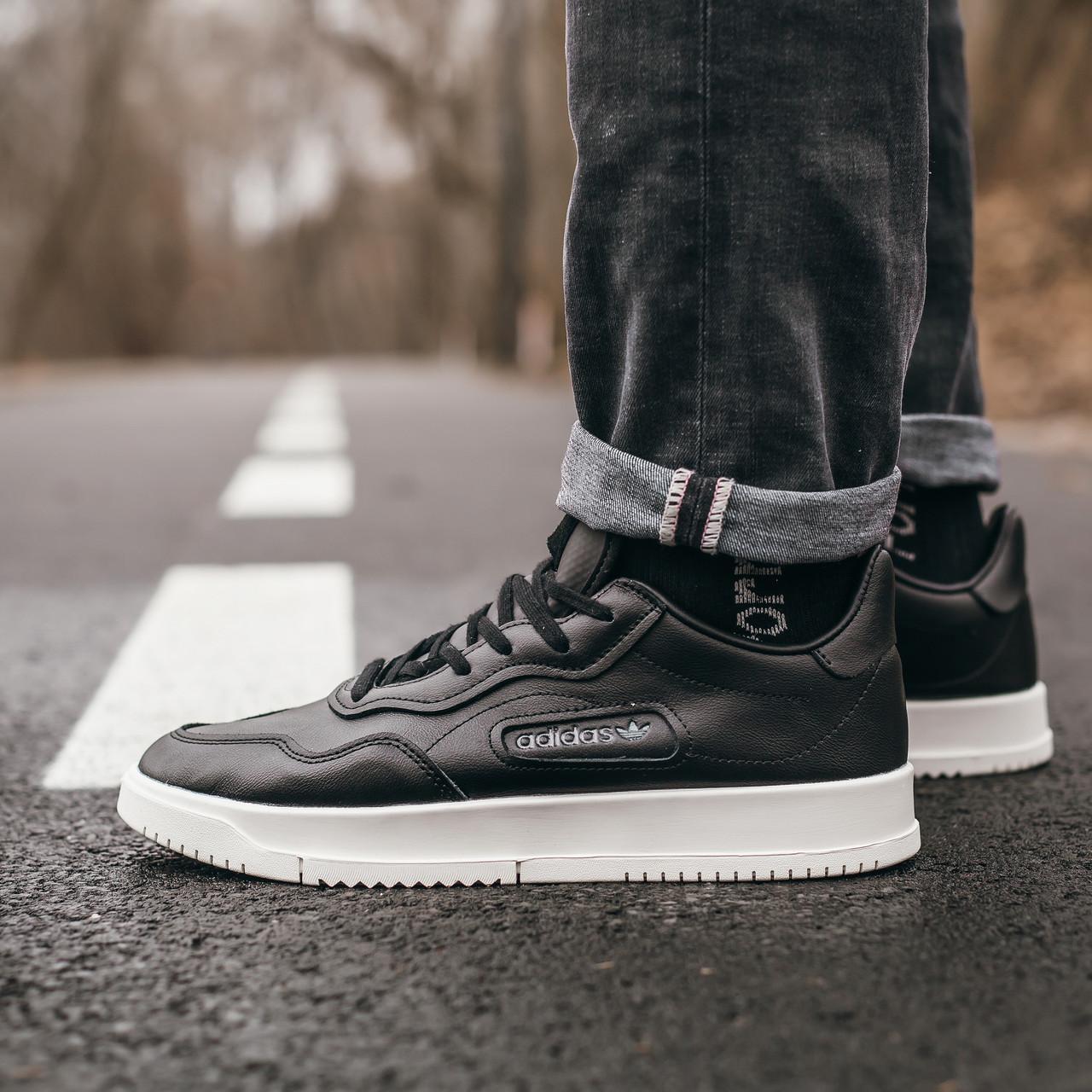 Чоловічі кросівки Adidas SC Primiera Black\White