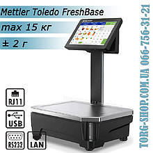 Весы Mettler Toledo FreshBase