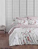 Постільна білизна La Romano Satin Cotton євро  ( комплект постельного белья Ля Романо евро сатин Турция)