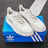 Мужские кроссовки Adidas SC Primiera White Milk, фото 3