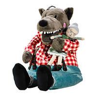 LUFSIG Мягкая игрушка, волк
