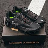 Мужские кроссовки Under Armour Scorpio Black\Grey, фото 3