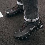 Мужские кроссовки Under Armour Scorpio Black\Grey, фото 2