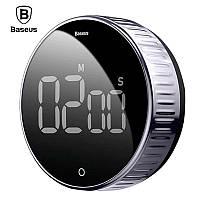 Таймер Baseus Heyo rotation countdown timer с цифровым LED дисплеем и магнитной основой (ACDJS-01)