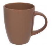 Чашка 330 мл карамель