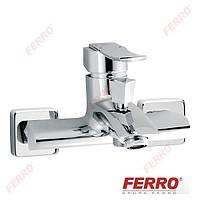 Смеситель Ferro Veneto BVN1VL для ванны настенный