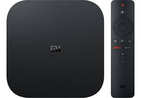 TV Приставка Xiaomi Mi box S (Mi Box 4) International Edition (MDZ-22-AB)
