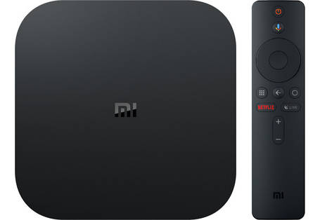 TV Приставка Xiaomi Mi box S (Mi Box 4) International Edition (MDZ-22-AB), фото 2