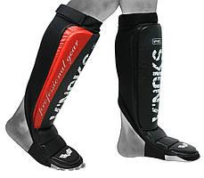 Накладки на ноги V`Noks Potente Red S/M, фото 2