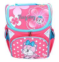 Рюкзак-ранец CLASS 9703 школьный ортопедический розовый