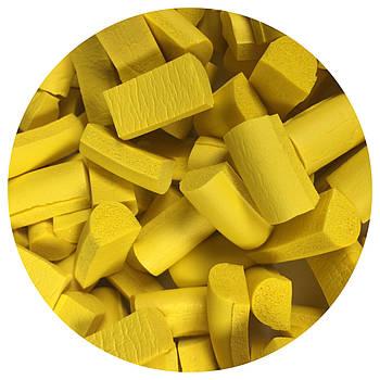 Foam chunks желтые (30 шт.)