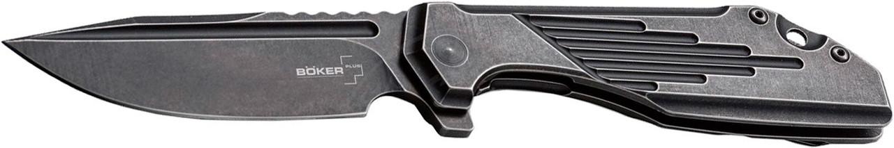 Нож Boker Plus Lateralus Blackwash