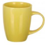 Чашка 330 мл желтая