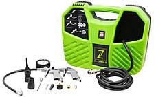 Компрессор Zipper ZI-COM2-8 безмаслянный (1,1 Квт, 180 л/мин)