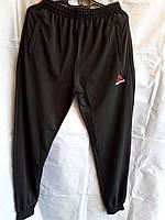 """Спортивные штаны мужские REBOK с манжетами, размеры 46-52 """"WELL"""" недорого от прямого поставщика"""